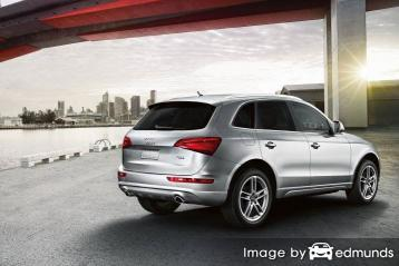 Insurance rates Audi Q5 in San Diego