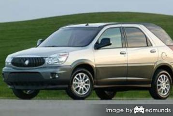 Insurance quote for Buick Rendezvous in San Diego
