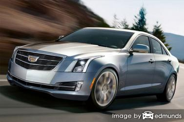 Insurance rates Cadillac ATS in San Diego