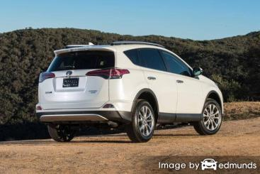 Insurance for Toyota Rav4