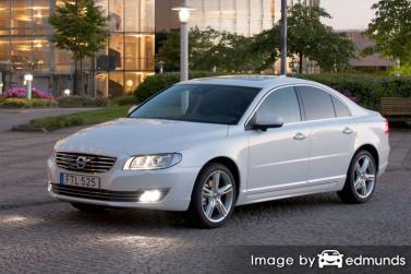 Insurance rates Volvo S80 in San Diego